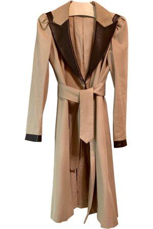 Diane von Furstenberg VINTAGE \N Cotton Trench Coat for Women
