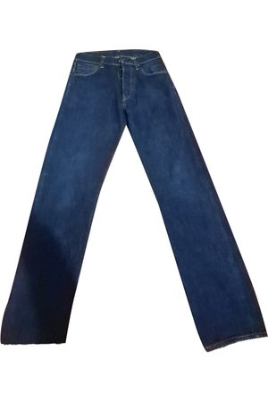 Evisu \N Cotton - elasthane Jeans for Men