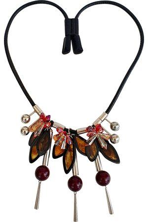 Max Mara Metal Necklaces