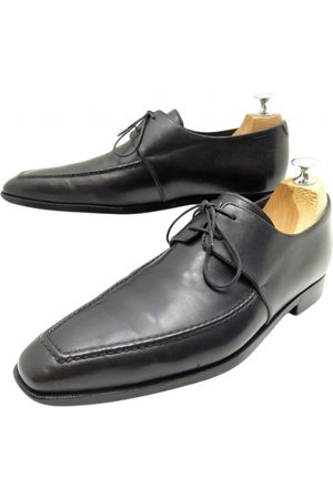 Berluti Women Shoes - \N Leather Lace ups for Women
