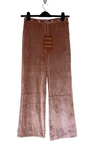 AlexaChung \N Velvet Trousers for Women