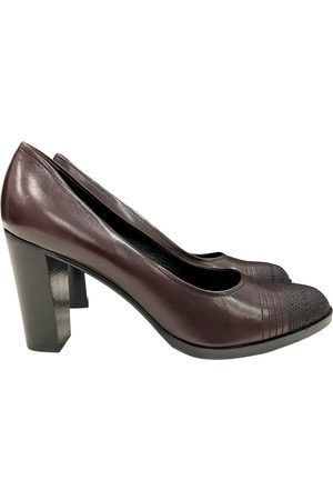 Jil Sander \N Leather Heels for Women