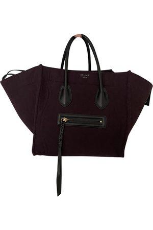 Céline Luggage Phantom Cotton Handbag for Women