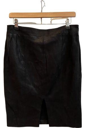 Joseph Women Leather Skirts - \N Leather Skirt for Women