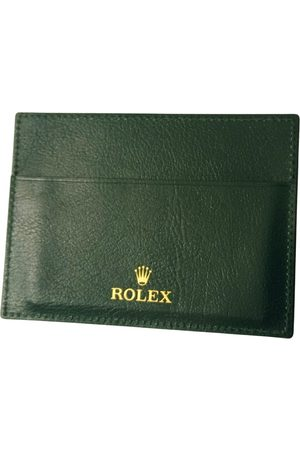 Rolex \N Leather Small Bag, Wallet & cases for Men