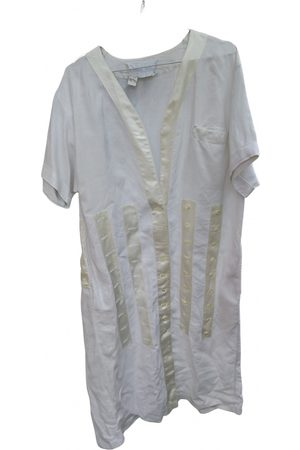 JC DE CASTELBAJAC Women Dresses - VINTAGE \N Linen Dress for Women