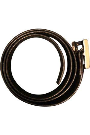 Cerruti 1881 \N Leather Belt for Women