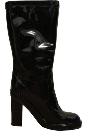 Jil Sander \N Patent leather Ankle boots for Women