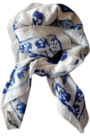 Alexander McQueen Women Scarves - \N Cotton Scarf for Women