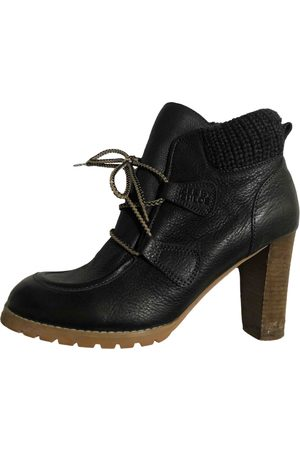 See by Chloé \N Leather Ankle boots for Women