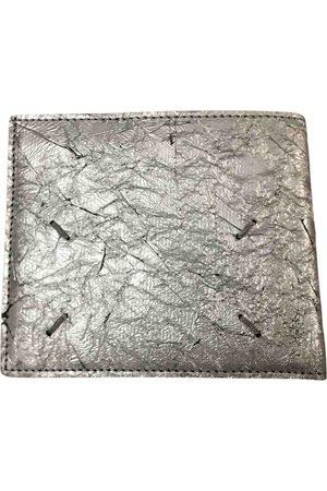 Maison Martin Margiela \N Leather Small Bag, Wallet & cases for Men