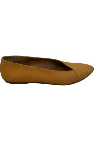 ATP Atelier Women Ballerinas - \N Leather Ballet flats for Women