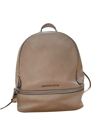 Michael Kors Women Rucksacks - Rhea Leather Backpack for Women