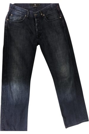 Stone Island Men Jeans - \N Cotton - elasthane Jeans for Men