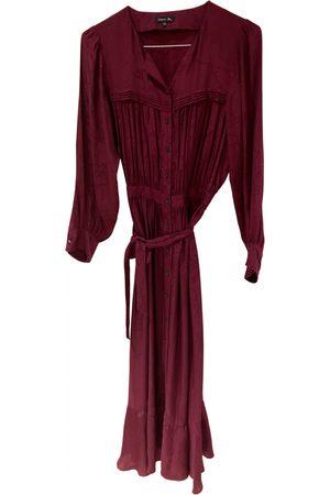 Soeur \N Silk Dress for Women
