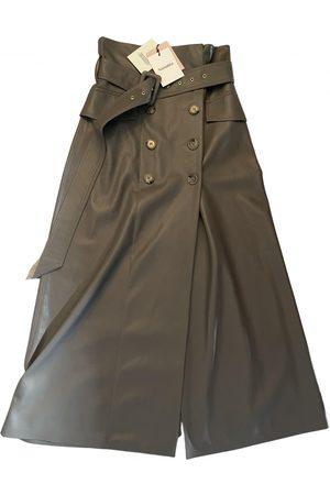 Nanushka Women Leather Skirts - \N Vegan leather Skirt for Women