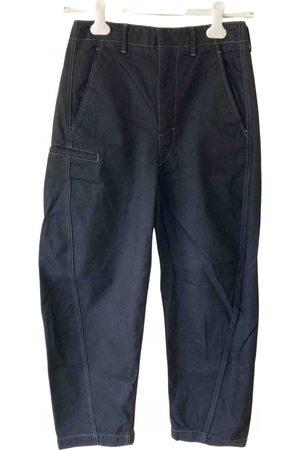 LEMAIRE \N Cotton Jeans for Men