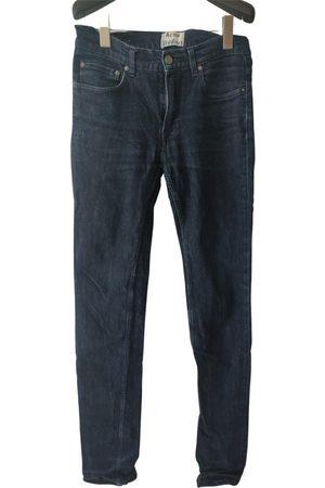Acne Studios Men Jeans - \N Cotton Jeans for Men