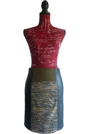 Max Mara \N Vegan leather Skirt for Women