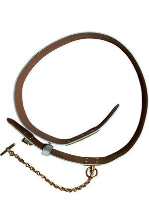Céline Women Belts - \N Suede Belt for Women