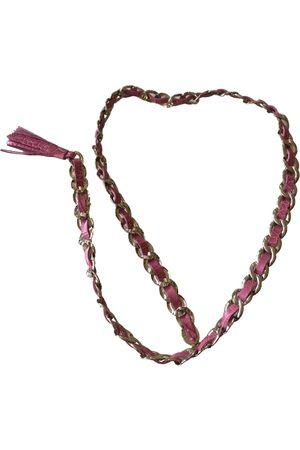 Max Mara Women Belts - \N Chain Belt for Women