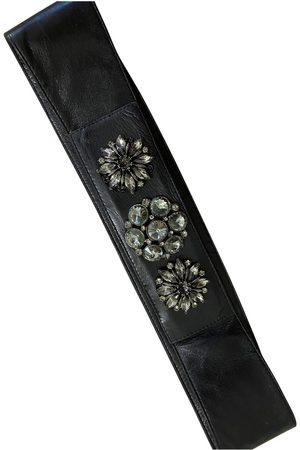 Oscar de la Renta Women Belts - \N Leather Belt for Women