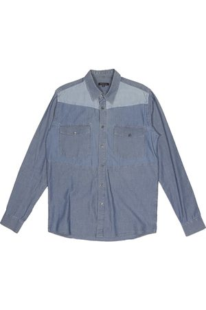 Surface to Air \N Denim - Jeans Shirts for Men