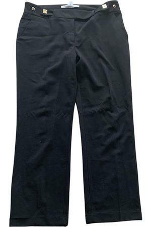 Diane von Furstenberg \N Wool Trousers for Women
