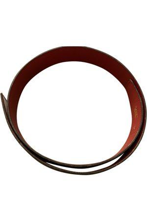 Hermès Women Belts - VINTAGE Cuir seul / Leather Strap Leather Belt for Women