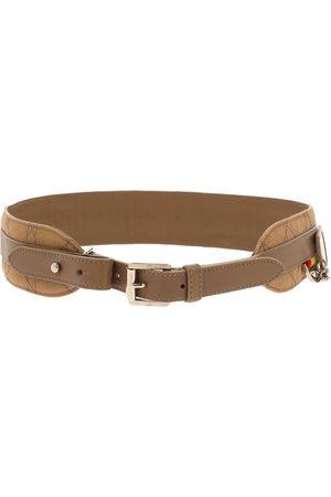 Dior \N Cloth Belt for Women