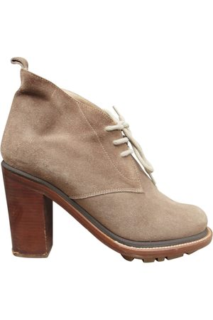Jil Sander \N Suede Ankle boots for Women