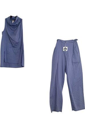 Issey Miyake VINTAGE \N Cotton Jumpsuit for Women