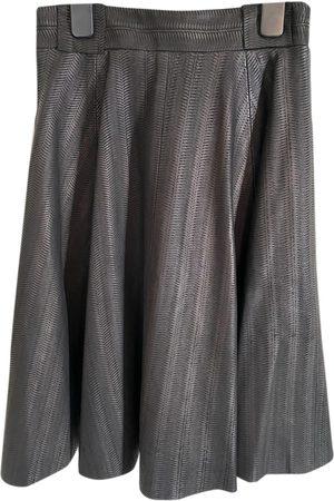 TEMPERLEY LONDON Women Leather Skirts - \N Leather Skirt for Women