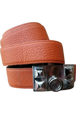 Hermès Women Belts - Collier de chien Leather Belt for Women