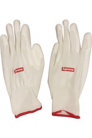 Supreme \N Cotton Gloves for Men