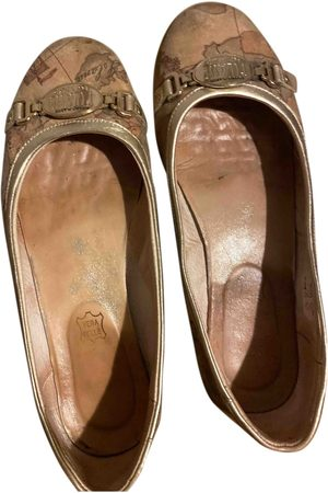 Prima Classe \N Leather Ballet flats for Women