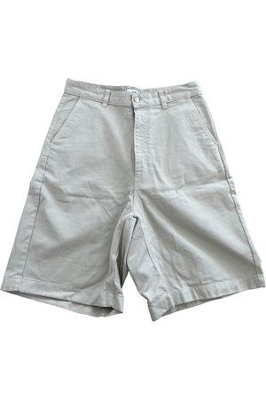 Ami \N Cotton Shorts for Men
