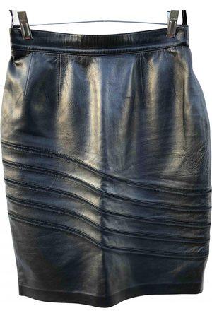Loewe \N Leather Skirt for Women