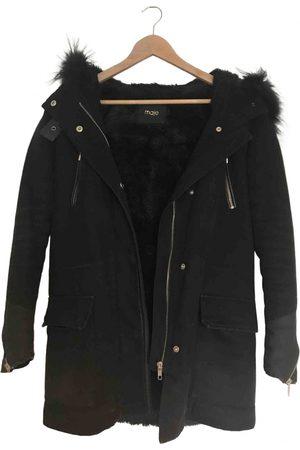 Maje Women Coats - \N Wool Coat for Women