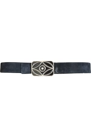 VALENTINO GARAVANI Women Belts - \N Suede Belt for Women