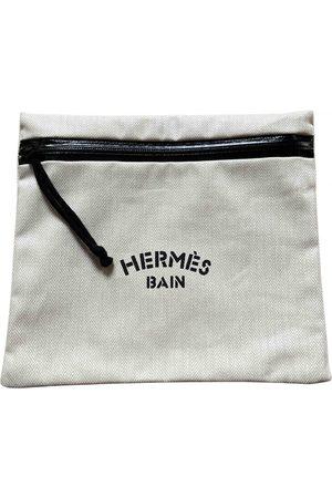 Hermès \N Cloth Clutch Bag for Women