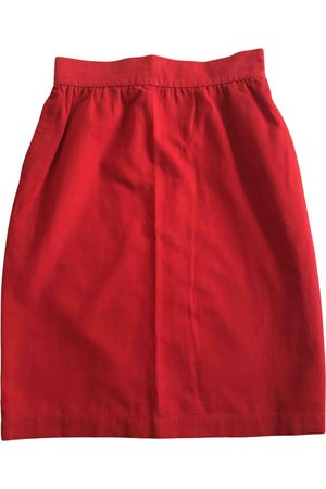 Thierry Mugler VINTAGE \N Cotton Skirt for Women