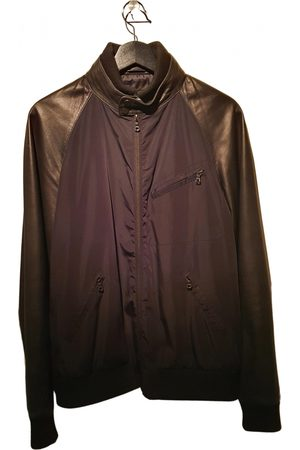 Surface to Air Men Leather Jackets - \N Leather Jacket for Men