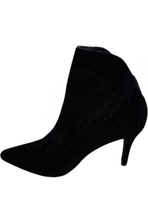 Bardot \N Leather Ankle boots for Women
