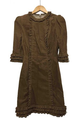 The Vampire's Wife \N Cotton Dress for Women