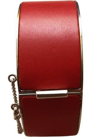 Céline Minimal leather bracelet