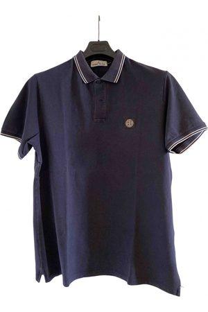 Stone Island \N Cotton Polo shirts for Men