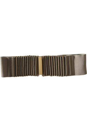 Maje \N Leather Belt for Women
