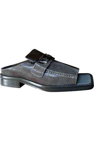 MARTINE ROSE \N Leather Sandals for Men