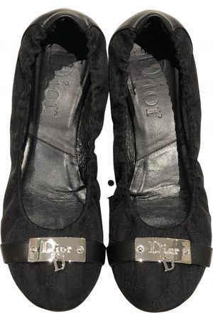 Dior Women Ballerinas - \N Cloth Ballet flats for Women